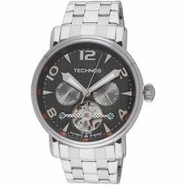 Relógio Masculino Technos 2l27aa/4p Classic Automático