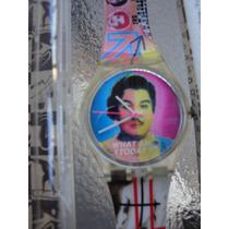 N22 Relógio Swatch Modelo De Colecao Nao Usado