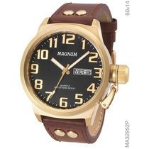 Relógio Magnum Ma32952p - F R E T E G R Á T I S