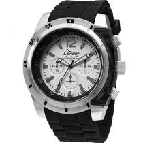 Relógio Condor Ky40014/8b Cronógrafo - Dourado 12x Sem Juros
