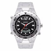 Relógio Orient Anadigi Sport Mbssa034 - Garantia E Nf