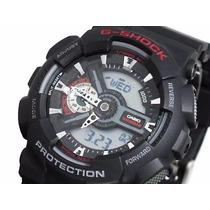 Relógio Casio G-shock Ga110-1acr Novo Na Caixa