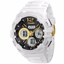 Relógio X-games Anadigi Xmppa183 - Garantia E Nota Fiscal