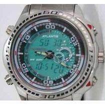 Relógio Atlantis Edifice - Original