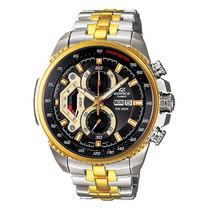Relógio Casio Edifice Ef-558 Sg-1 Cronógrafo Wr-100 Gp