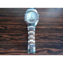 Relógio De Pulso Médio Casio Edifice Efa-109 Seminovo