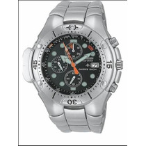 Relógio Citizen Aqualand Eco Drive Bj2040-55e Original Novo