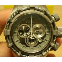 Relógio Invicta 1223 Reserve Bolt Chronograph Gray Dial