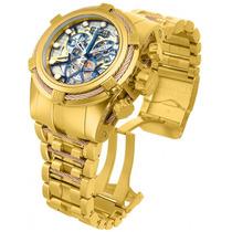 Relógio Invicta 13757 Bolt Reserve Skeleton Frete Grátis.