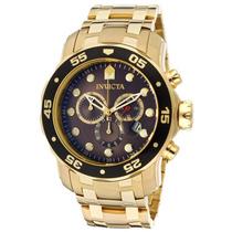 Relógio Invicta 80064 Lançamento Mesma Linha 0072/0073/0074
