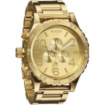 Relógio Nixon Chrono 51-30 Original, Com Garantia 1 Ano.
