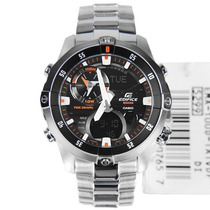 Relógio Ema-100d Náutica Preto Aço Ema-100 Ema100