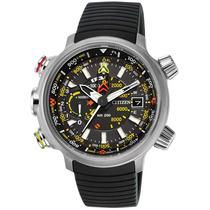 Relógio Citizen Eco Drive Promaster Altichron Bn5030-06e
