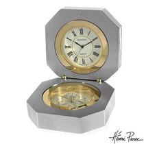 Henri Purec Ck60cck Table Clock - Tissot,tag,bulova,invicta