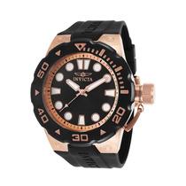 Relógio Invicta Pro Diver 16136 Ouro Rosê 18k ! 51m