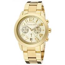 Relógio Michael Kors Mk5726 Dourado - Completo Original