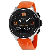 Relogio Tissot T- Race Touch T0814201705702 Laranja