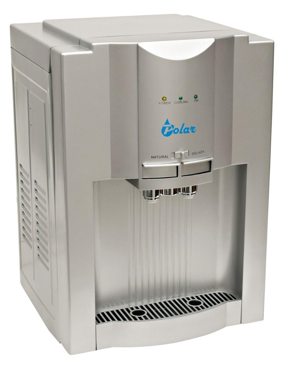 purificador de água | natural gelada | com filtro polar