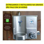 Purificador De Água - Compact Advanced System Inox
