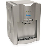 Purificador Agua Eletrico Gelada Polar Prata 110v Eletronico