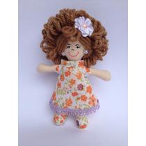 Mini Boneca Decorativa Para Porta Maternidade (13cm)