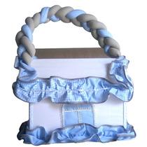 Farmacinha Para Quarto De Bebê Menino Arca Baby Azul 1pç