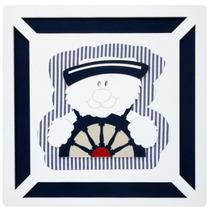 Quadro Marinheiro Decoração Quarto Bebe Menino