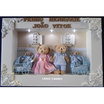Porta Maternidade Gêmeos - P1076 !!!