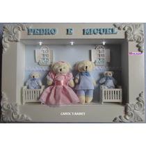 Porta Maternidade Gêmeos - P931 !!!