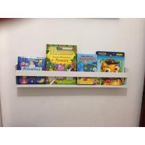 Prateleira Para Livros Infantil 80x15x10