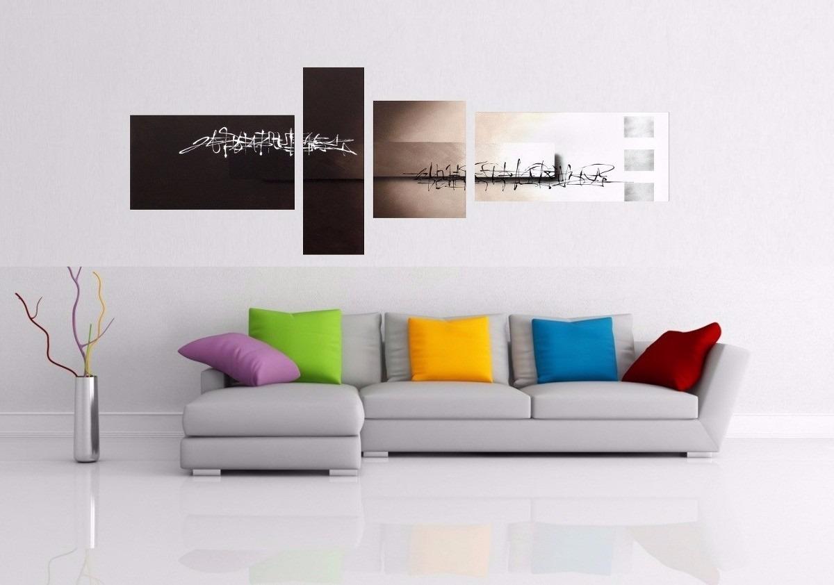 Pruzak Com Quadro Decorativo Sala De Tv Id Ias Interessantes  -> Quadro Abstrato Sala De Jantar