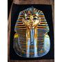 Egito Papiro A Mascara Dourada Mortuaria Do Tutancamon