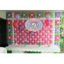 Placa Elipse Personalizada Decoração Festa Infantil Mesa