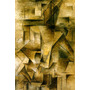 Pintura Abstrata Guitarra Música Picasso Grande Tela Repro