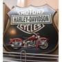 Quadro Moto Harley Davidson Cycles Lindo!!!