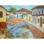 Quadro Casario 90 X 1,20 Pintura Oleo Sobre Tela