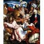 Jesus Cristo Caminho Do Calvário Pintor Bassano Tela Repro