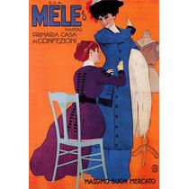 Mulheres Roupa Costureira Cadeira Confecção Poster Repro