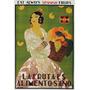 Mulher Cesta Frutas Espanha Alimento Poster Repro