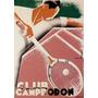 Clube Tênis Esporte Raquete Homem Desenho Poster Repro