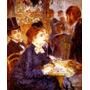 Restaurante Bar Fregueses 1876 Reprodução De Renoir Na Tela