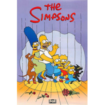 Simpsons - Posters 1-5