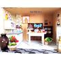 Miniatura Cozinha Com Doces Padaria Roombox