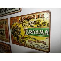 Placa Decorativa Retro Vintage Coca-cola Duff Simpsons Bar