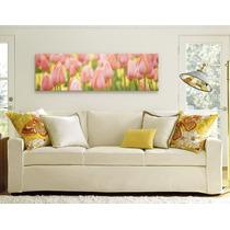 Quadros Decorativos Flores Campo Presente Sala Quarto Olilo