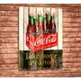 Quadros Placas Estilo Rustico Retro Vintage Cerveja