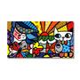 Quadros Decorativos 1,00x55 Romero Brito -