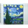 Quadro Van Gogh ( Reprodução 50 X 50 Cm ) Pintura A Óleo