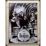 Placa Decorativa Em Metal The Beatles 30x40cm