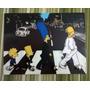 Porta Chave Placa Decorativa Retrô Vintage Simpsons Beatles